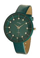 Часы женские камни под стеклом NewDay