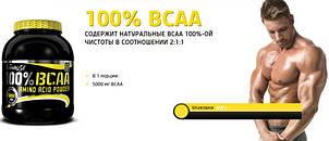 Аминокислота 100% BCAA BioTech 400 г, фото 2