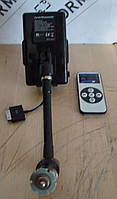 Передатчик для портативных аудиоустройств car kit fm transmitter allkit, фото 1