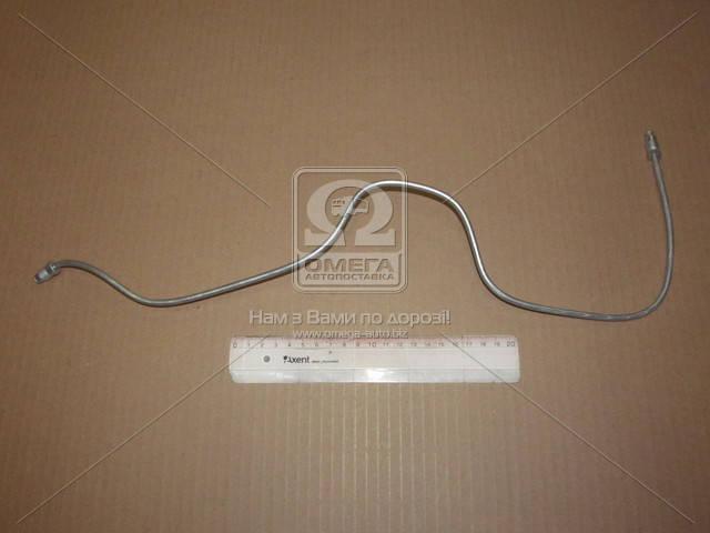 Трубка тормозная ВАЗ 2121 задняя левая  (арт. 2121-3506110)