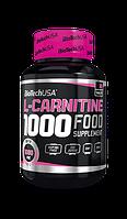 BioTech USA, L- Carnitine 1000 MG, 30 таблеток