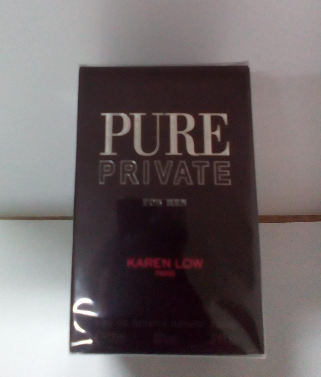 Karen Low Pure Private M 100 ml