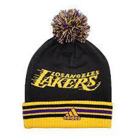 Шапка Adidas Woolie Los Angeles Lakers ( Арт. AC0942)