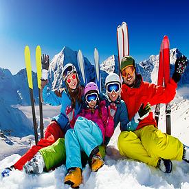 Зимові спорттовари
