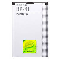 Аккумулятор Nokia BP-4L, Original, 1500 mAh (6650, 6650 fold, 6760 slide, 6790 slide, 6790 surge, E52, E55, E6-00, E61i, E63, E71, E71X, E72, E73