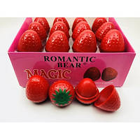 Бальзам для губ Romantic Bear Magic Клубничка