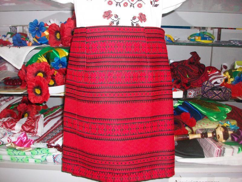 Детская тканная плахта (юбка)