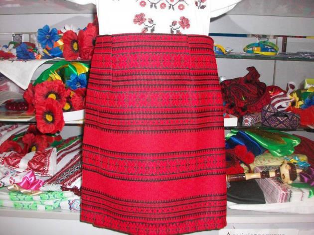 Детская тканная плахта (юбка), фото 2