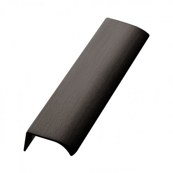 Меблева ручка EDGE Straight 200х40,9х18мм, м / о 2 / 80мм, стара бронза. FURNIPART