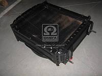 Радиатор водяного охлаждения ЮМЗ с двигательД65 (4-х рядный)  медн.  (производство JOBs,Юбана) (арт. 45-1301010-B-SB), AIHZX