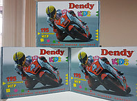 Игровая приставка Dendy Kids 8 Bit Денди Кидс 8 Бит Картриджи Сюбор 195 встроенных игр Супер Марио Super Mario