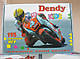 Игровая приставка Dendy Kids 8 Bit Денди Кидс 8 Бит Картриджи Сюбор 195 встроенных игр Супер Марио Super Mario, фото 2