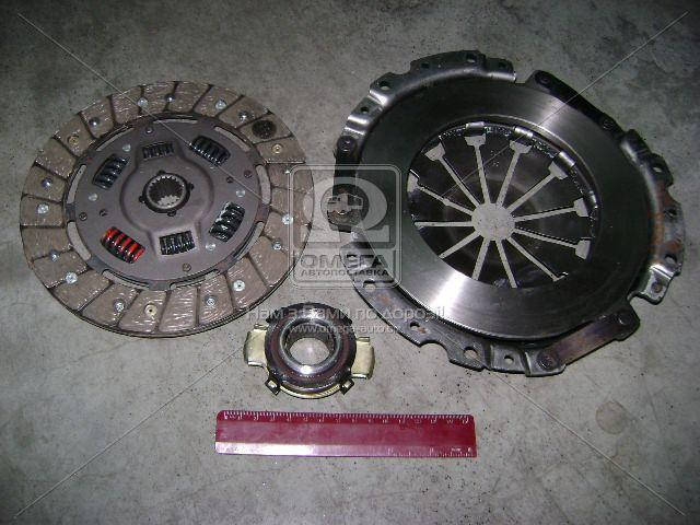 Сцепление ВАЗ 2112 (диск нажим.+вед.+подш) (производство ВИС) (арт. 21120-160100000), AFHZX