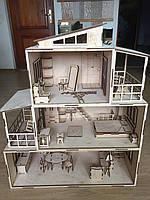 Ляльковий будинок (ручна робота)