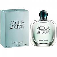 Женская парфюмированная вода Armani Acqua di Gioia EDP 100 ml