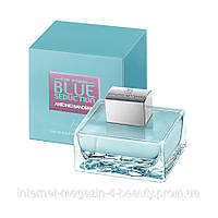 Женская туалетная вода Antonio Banderas Blue Seduction woman EDT 100 ml