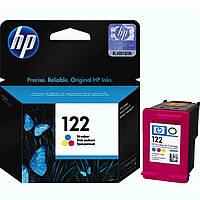 Картридж струйный HP для DJ 1050/2050/3050 HP №122 Color