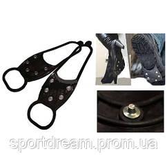 Ледоступы (антискользящие накладки на обувь) UR OB-4248