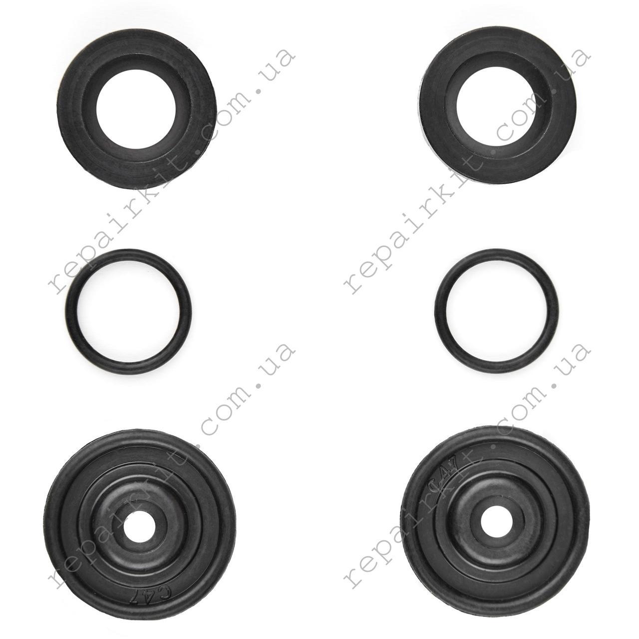 Ремкомплект клапанов печки BMW E53, E70, E71, E72, F15, F16, F85, F86