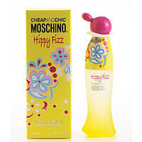 Женская туалетная вода Moschino Cheap & Chic Hippy Fizz EDT 100 ml