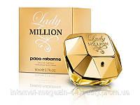 Женская парфюмированная вода Paco Rabanne Lady Million EDP 80 ml