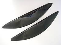 Ресницы на автомобильные фары Fly Opel Vectra C с 2006