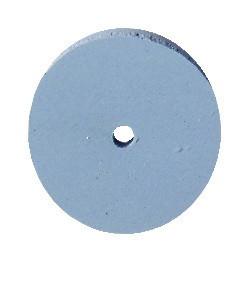Резинка полировальная каучуковая синяя (тонкая)