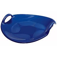 """Зимние санки-тарелка """"Alpen Ufo"""" синие"""