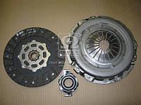 Сцепление FIAT DOBLO 1.9 Diesel 10/2004->9/2005 (производство VALEO), AHHZX