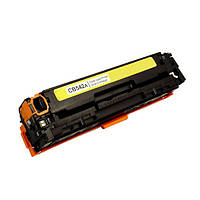 Заправка картриджа HP CLJ CP1215/1515, (CB542A) Yellow