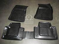 Коврики салона (4 шт.комплект) Г-3110 (производство г.Уфа) (арт. 3110-5109000), ADHZX