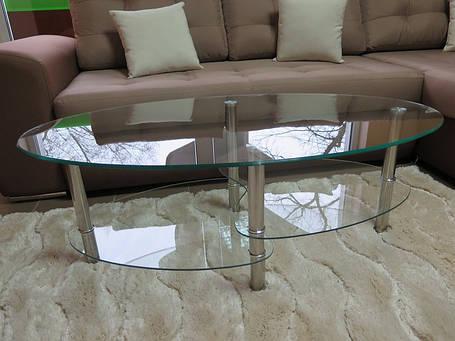 Журнальный, кофейный столик Bob Clear , фото 2