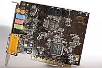 Звуковая карта PCI СREATIVE SOUND BLASTER LIVE SB0220 c ОЧЕНЬ КАЧЕТСВЕННЫМ Звучанием