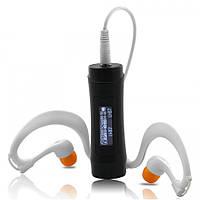Водонепроницаемый MP3-плеер Leviathan IPX8, FM, 8 Гб памяти для бассейнов, аквапарков и тд
