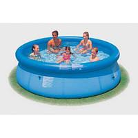 Оригинальный надувной бассейн Easy Set Pool Intex 28120 305 х 76. Отличное качество. Доступно. Код: КГ2816