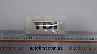 """TURK Значок """"TDI"""" задніх дверей (Хром) Caddy 03 - VW T5"""