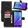 Чехол-книжка Bookmark для Samsung Galaxy Note FE/N935 black, фото 5