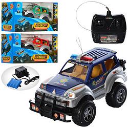 Машина Джип Вихрь на радиоуправлении,аккумулятор, скорость до 10 км/ч.