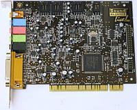 Звуковая карта PCI СREATIVE SOUND BLASTER LIVE 5.1 ! SB0060 c ОЧЕНЬ КАЧЕТСВЕННЫМ Звучанием