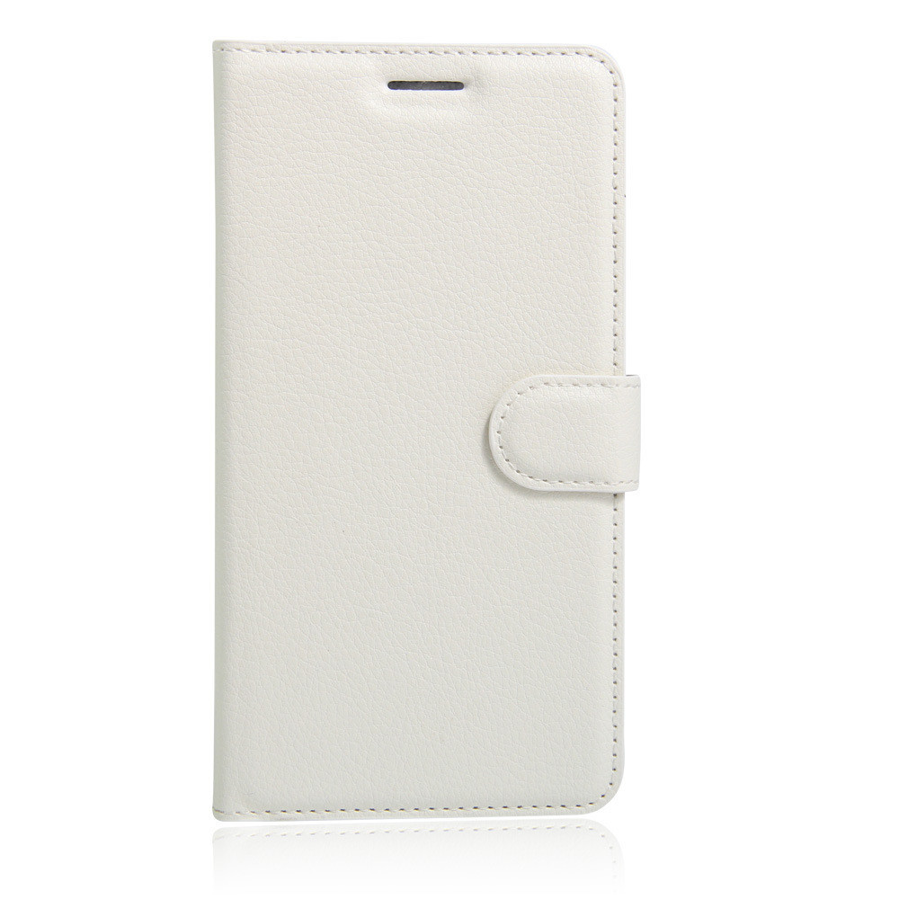Чехол-книжка Bookmark для Meizu Pro 6 white