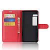 Чехол-книжка Bookmark для Meizu Pro 7 red, фото 4