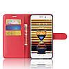 Чехол-книжка Bookmark для Meizu Pro 7 red, фото 5