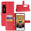 Чехол-книжка Bookmark для Meizu Pro 7 red, фото 6