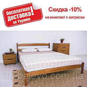 Кровать двуспальная Лика без изножья  200  Олимп