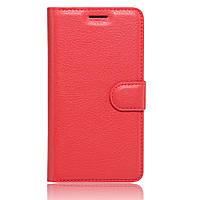 Чехол-книжка Bookmark для Lenovo K5 red