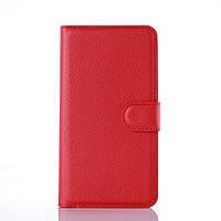 Чехол-книжка Bookmark для Lenovo Vibe P1 red