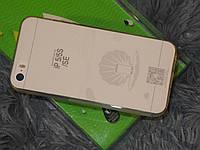 Чехол высококачественный, прозрачный силиконовый для iphone 5, 5s