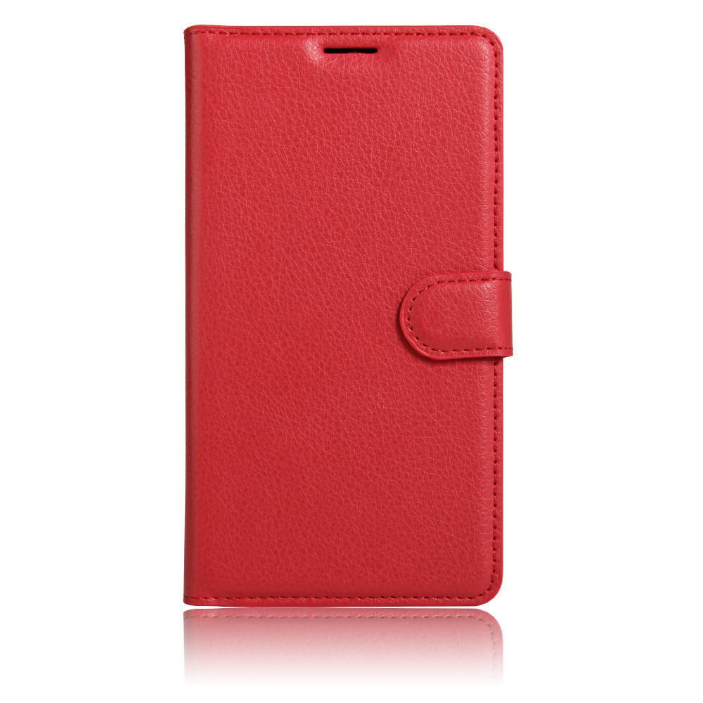 Чехол-книжка Bookmark для HUAWEI NOVA red