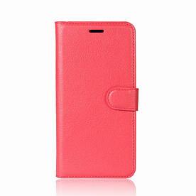 Чехол-книжка Bookmark для iPhone 7/8 red