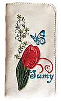 Ключница, Кошелек для телефона, косметичка  с вышивкой, фото 1